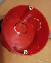 КУ 1106 Подрозетники, коробки установочные для сплошных стен HEGEL